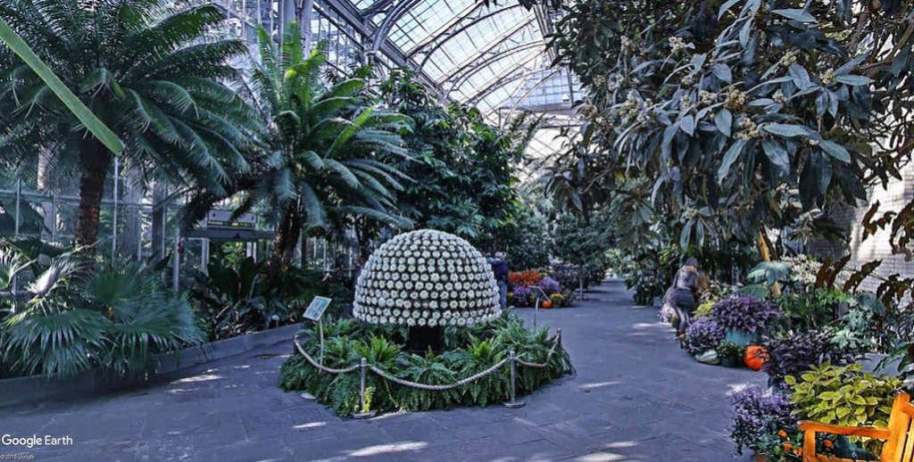 Jardin botanique des États-Unis à  Washington D.C. Jardin12