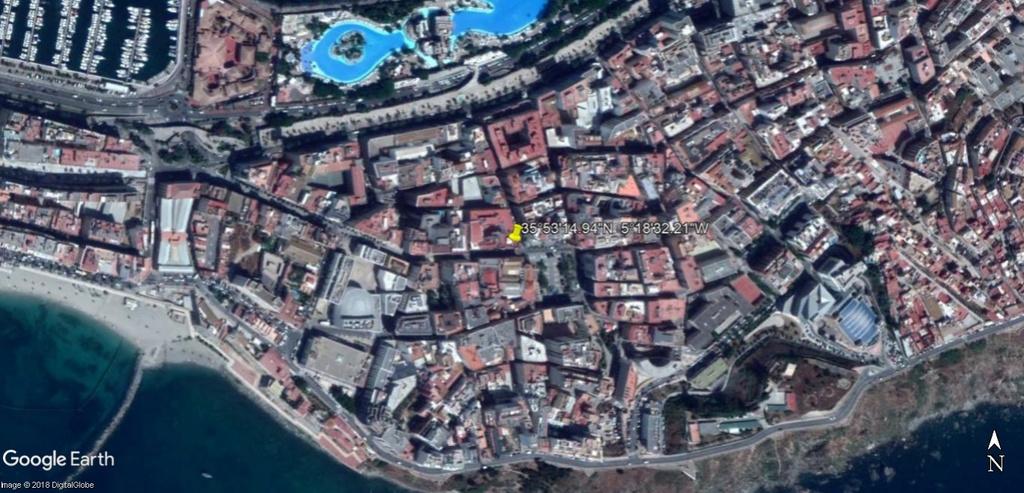 """La """"Maison de Dragons"""" à Ceuta en Espagne. Maison10"""