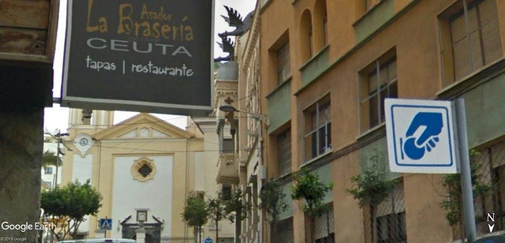 """La """"Maison de Dragons"""" à Ceuta en Espagne. Maison11"""