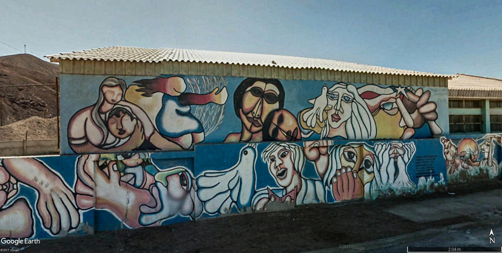 STREET VIEW : les fresques murales - MONDE (hors France) - Page 24 Murals11