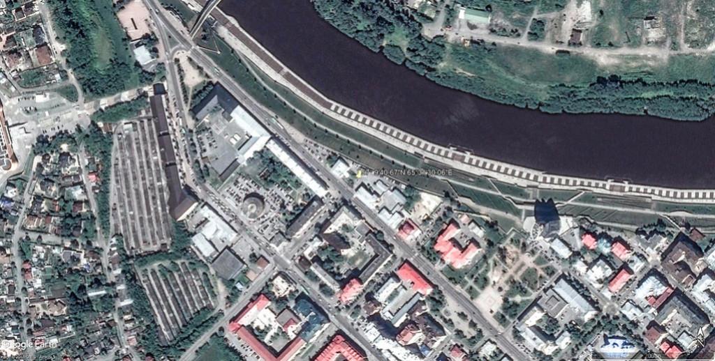 Tioumen, la première ville russe de Sibérie, bâtie en 1589 !! !! Tioume10