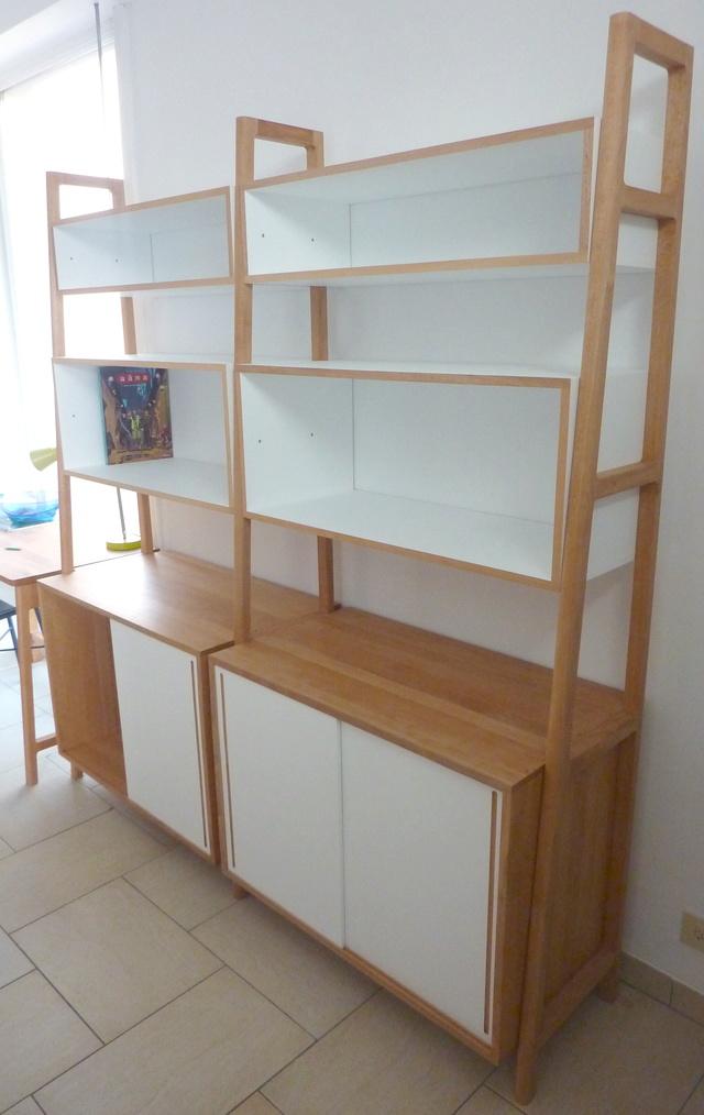 Ensemble bureau/meuble bas/bibliothèque - Page 7 13meub10