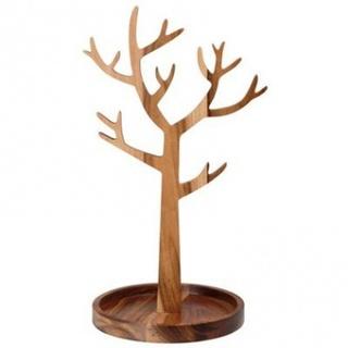 Un arbre à bijoux en tripli cerisier Arbre-10