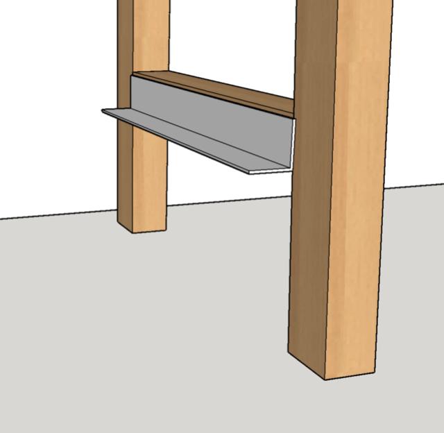 Ensemble bureau/meuble bas/bibliothèque - Page 5 Corniy10