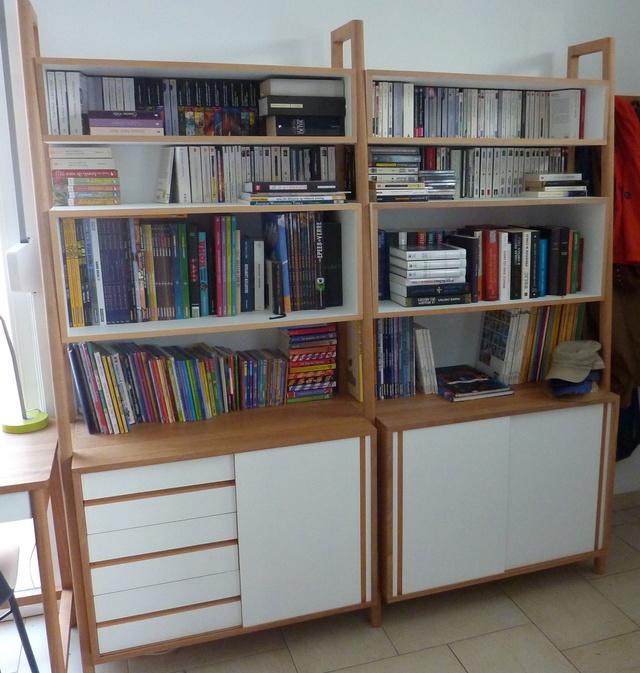 Ensemble bureau/meuble bas/bibliothèque - Page 8 P1110113