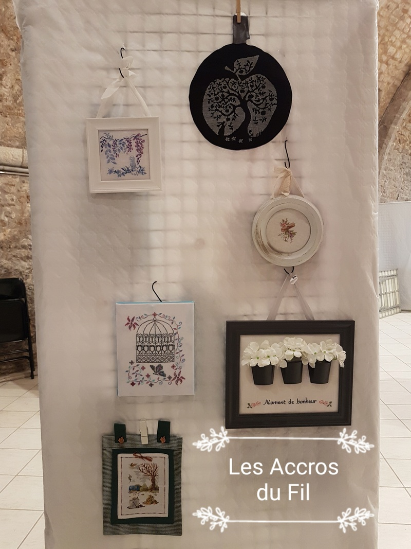 Notre expo biennale dans l'Eure ce week-end des 5 et 6 mai 20180514