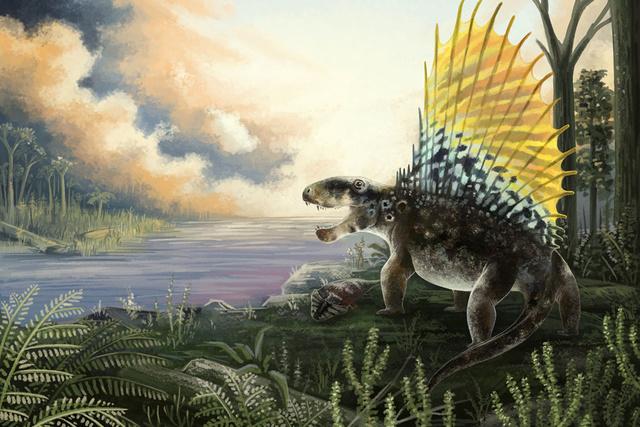The strangest dinosaurs Dimetr10