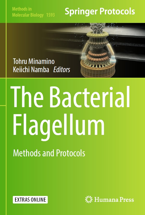 Flagellum, Behe's prime example of irreducible complexity Flagel10