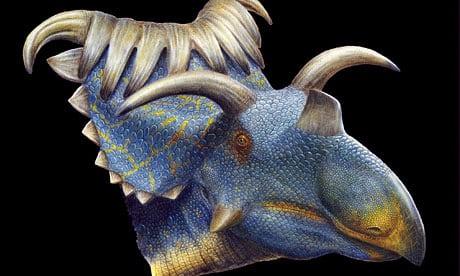 The strangest dinosaurs Kosmoc10