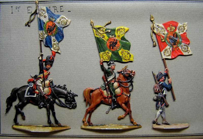 Les trophées d'Austerlitz, plats d'étain, 15e sujet, mameluck Img_0010