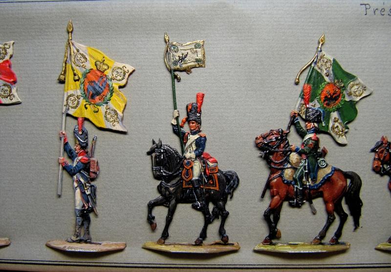 Les trophées d'Austerlitz, plats d'étain, 15e sujet, mameluck Img_0011