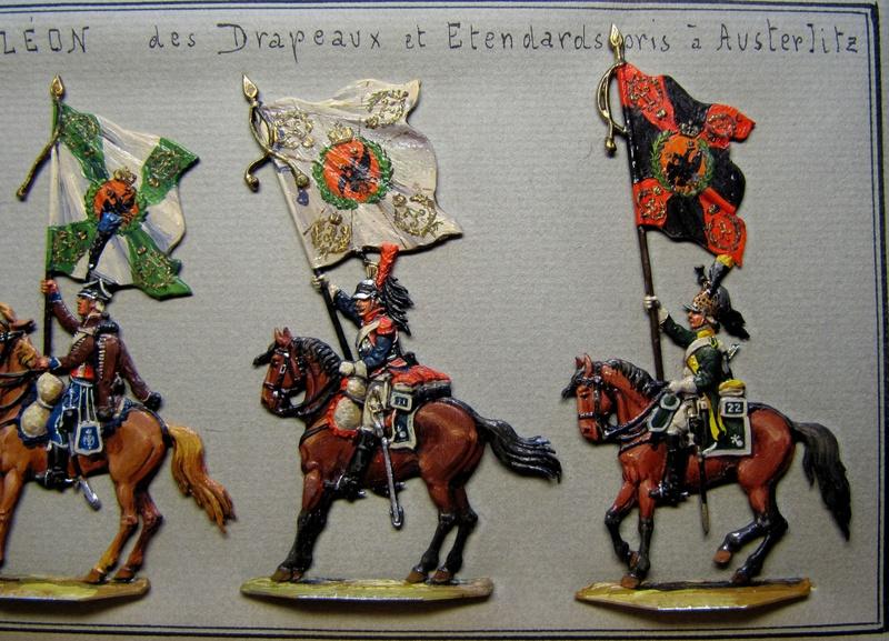 Les trophées d'Austerlitz, plats d'étain, 15e sujet, mameluck Img_0013