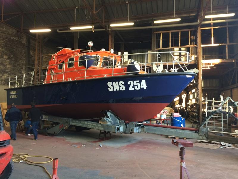 Nouveaux ateliers de maintenance de la SNSM Img_7110