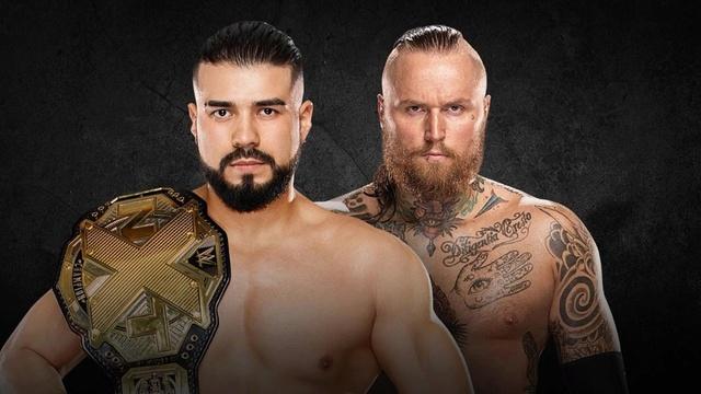 NXT TakeOver : Nouvelle-Orléans du 07/04/2018 20180310