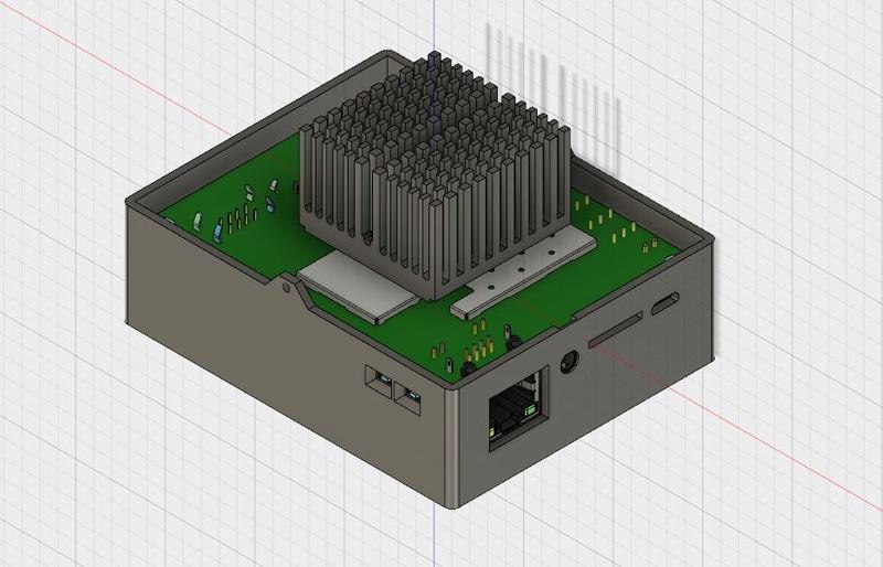 Modifications d'une fraiseuse CNC Kosy Lattep13