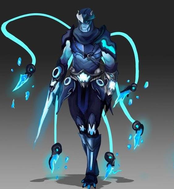 [Fiche descriptive] Icyeldur Talon10