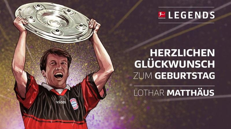 [Mittelfeld] Lothar #Matthäus Dyzofz10