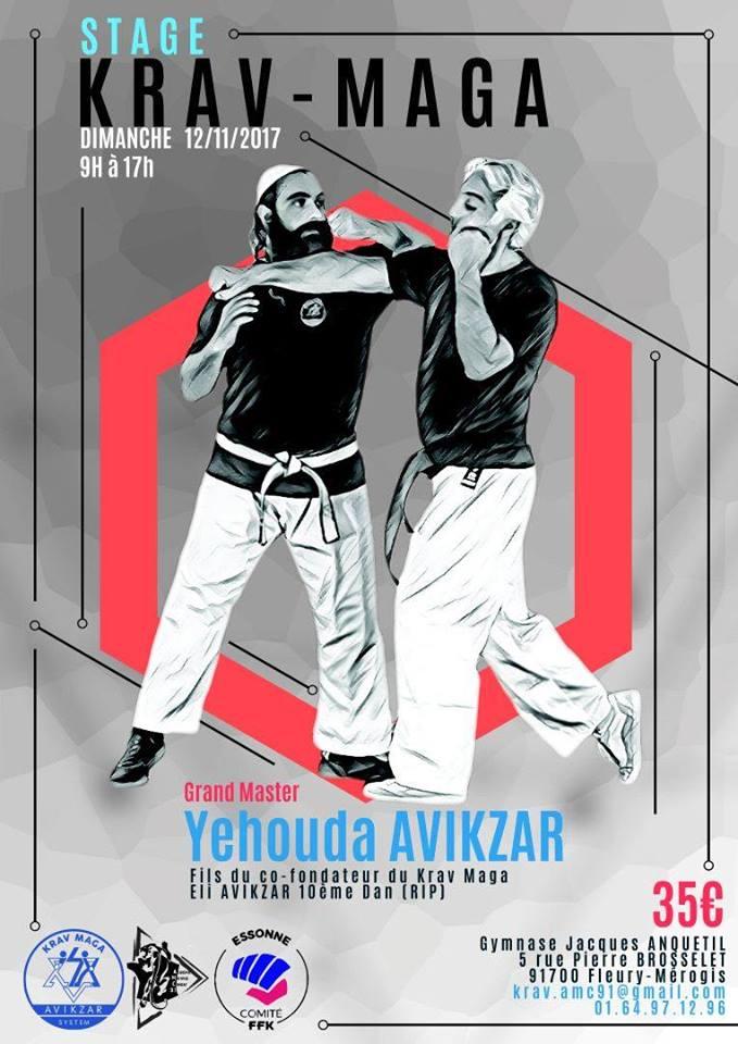 Stage avec Yehouda Avikzar - 91 - 12/11/2017 22491610