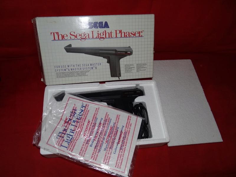 [VDS] Light Phaser 2 Master System SEGA en boite Dsc09735
