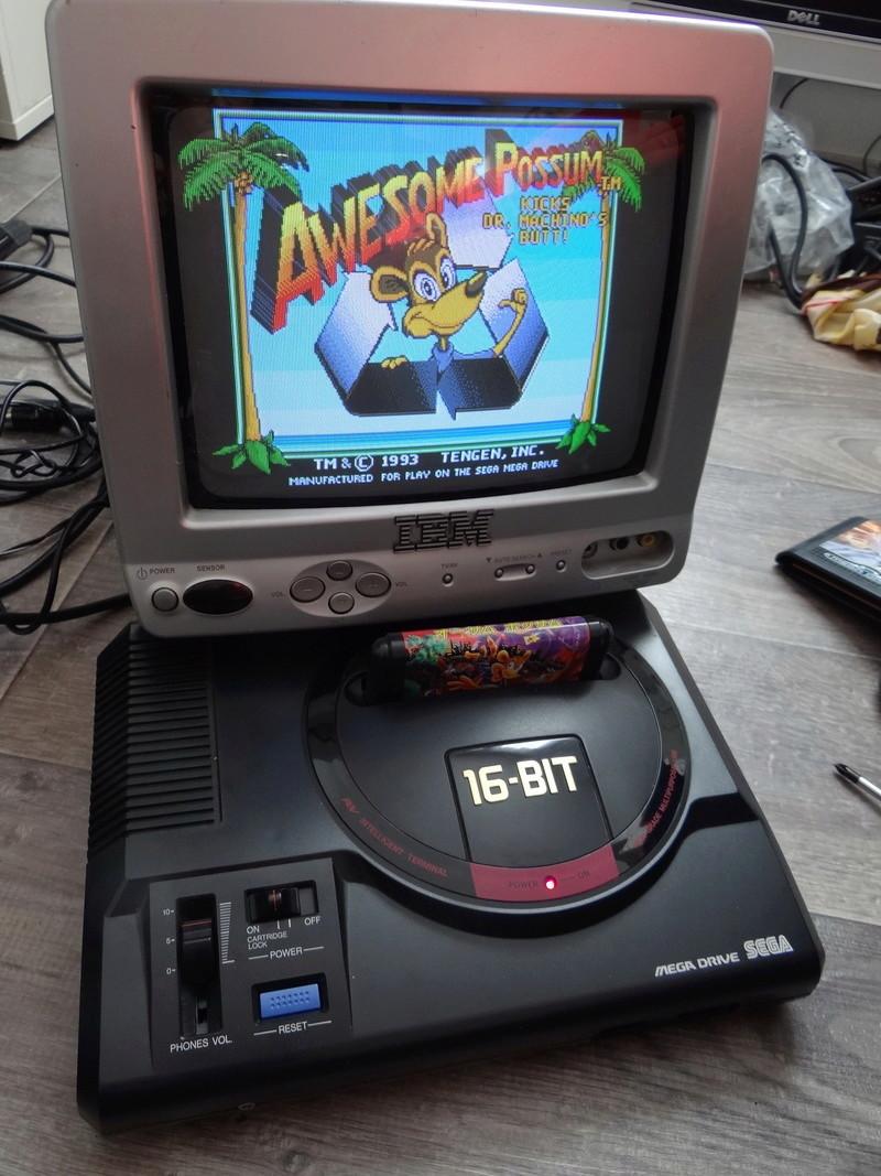 [VDS] Câble RGB Megadrive 1 Jap et compatible Neo Geo Dsc09739