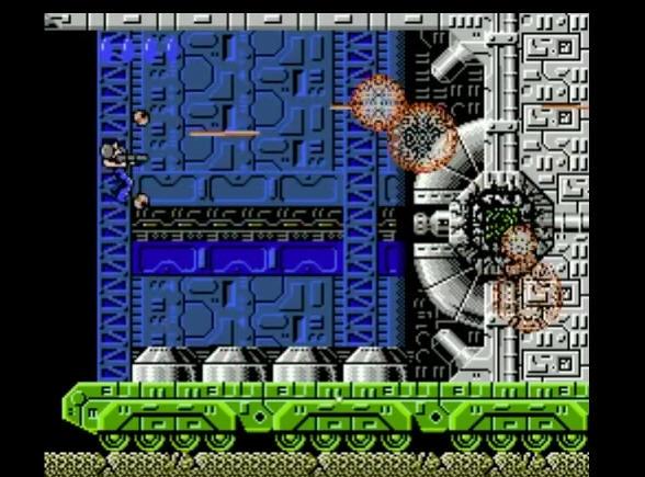 (VDS) Final Mission Nintendo NES - Hong Kong Snap1310
