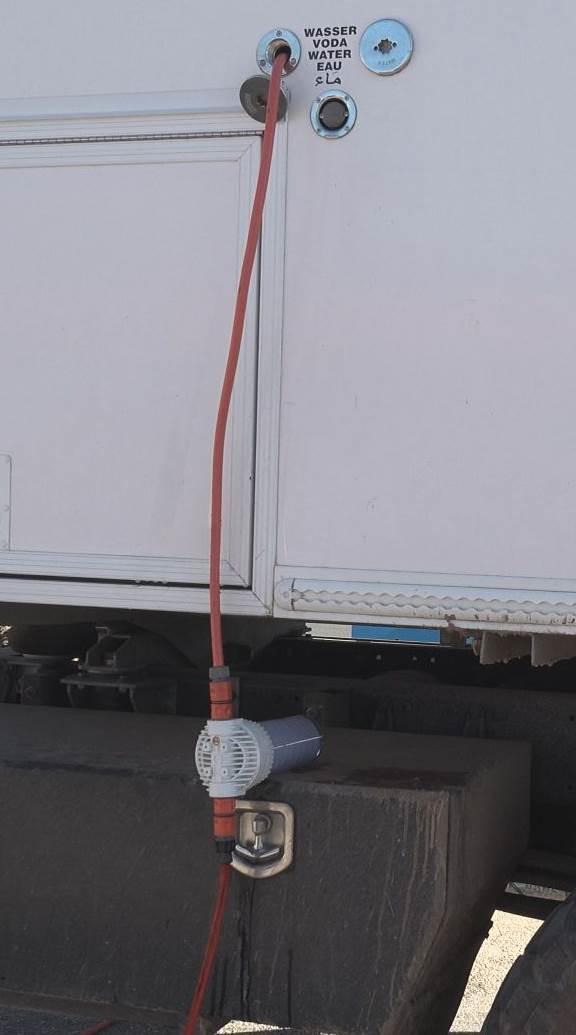 Système filtration d'eau  Katadyn Still010