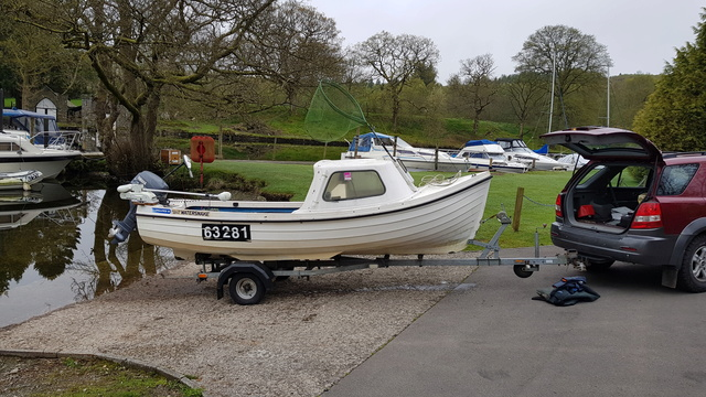 Boat for sale 20180510