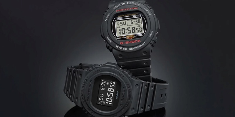 collection - G-Shock addict collection Casio-11