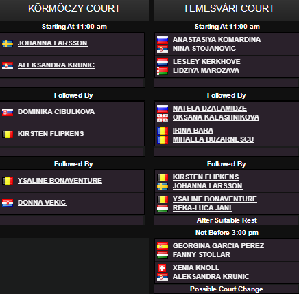 WTA BUDAPEST 2018 Unti1171