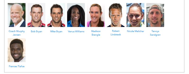 World Team Tennis 2018 Unti1426