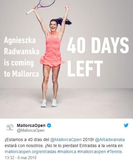 WTA MAJORQUE OPEN 2018 Unti1749