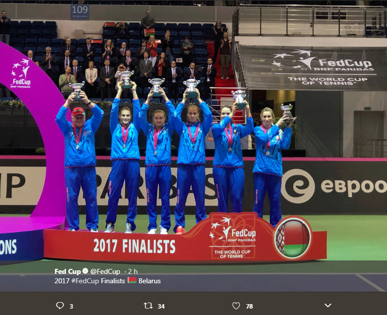 FED CUP 2017 : Groupe Mondial  - Page 10 Untit107