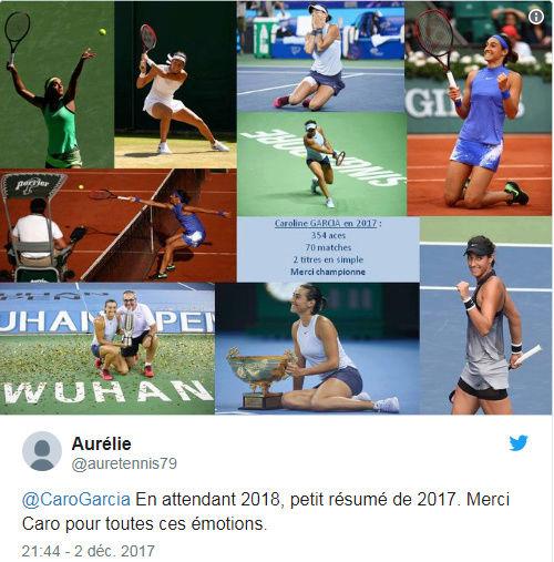 CAROLINE GARCIA (Française) - Page 9 Untit177