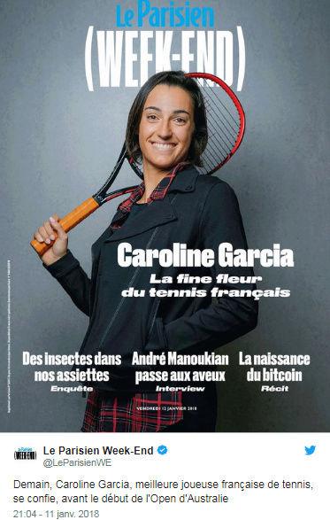 CAROLINE GARCIA (Française) - Page 10 Untit361