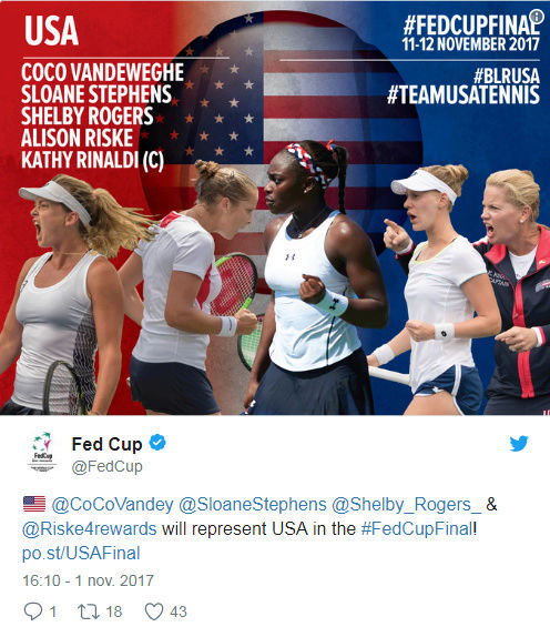 FED CUP 2017 : Groupe Mondial  - Page 9 Untitl85
