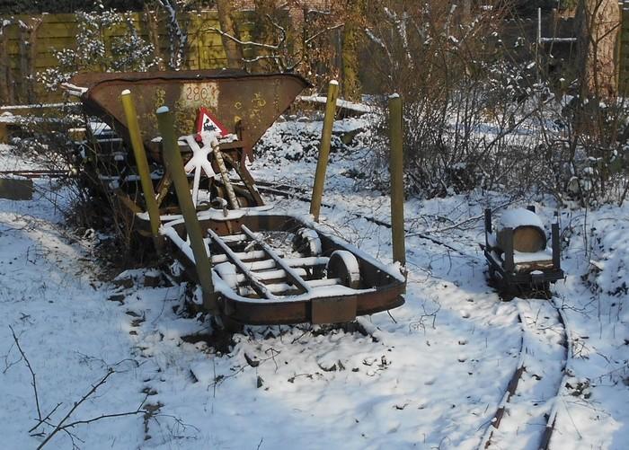 les Pelican Rail Road .. train de jardin en G - Page 2 Fev_2012