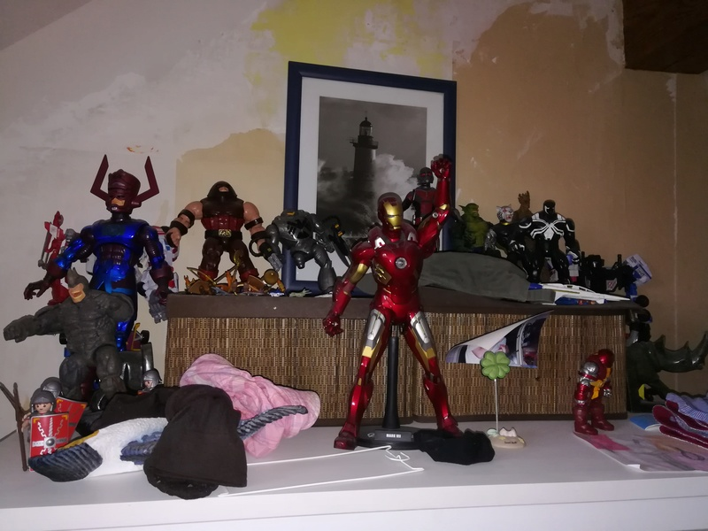 Ma collection de marvel legend... Img_2155