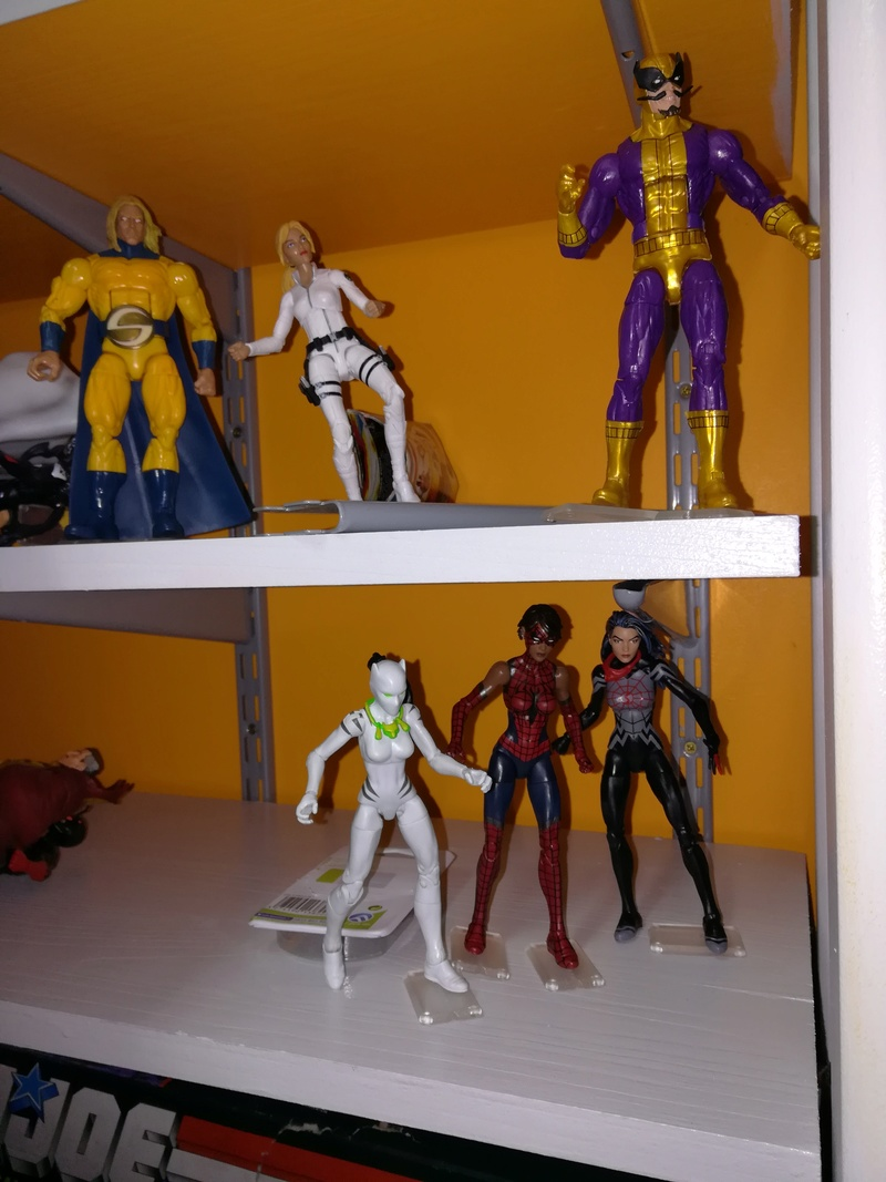 Ma collection de marvel legend... Img_2156