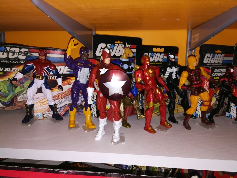 Ma collection de marvel legend... Img_2157