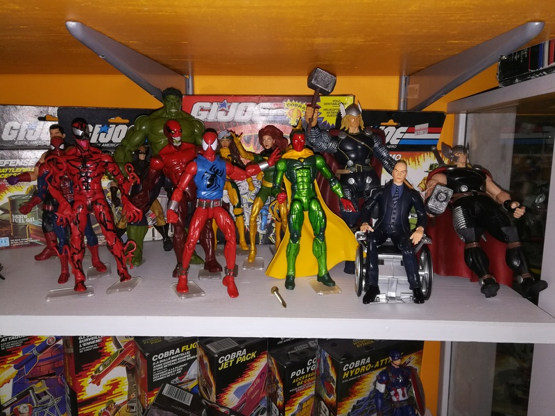 Ma collection de marvel legend... Img_2159