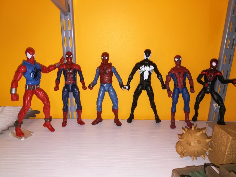 Ma collection de marvel legend... Img_2200