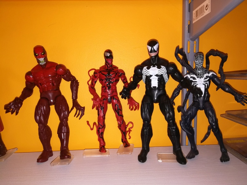 Ma collection de marvel legend... Img_2202