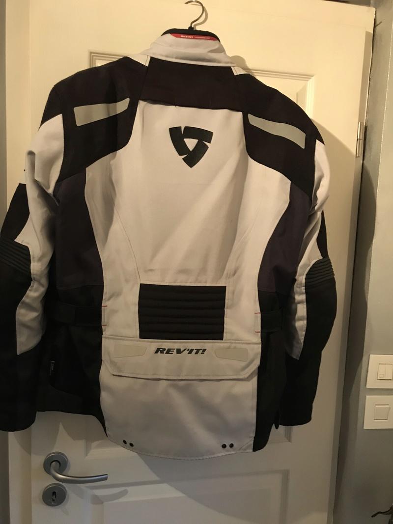 Vends veste moto Rev'it safari taille XL 94800c10