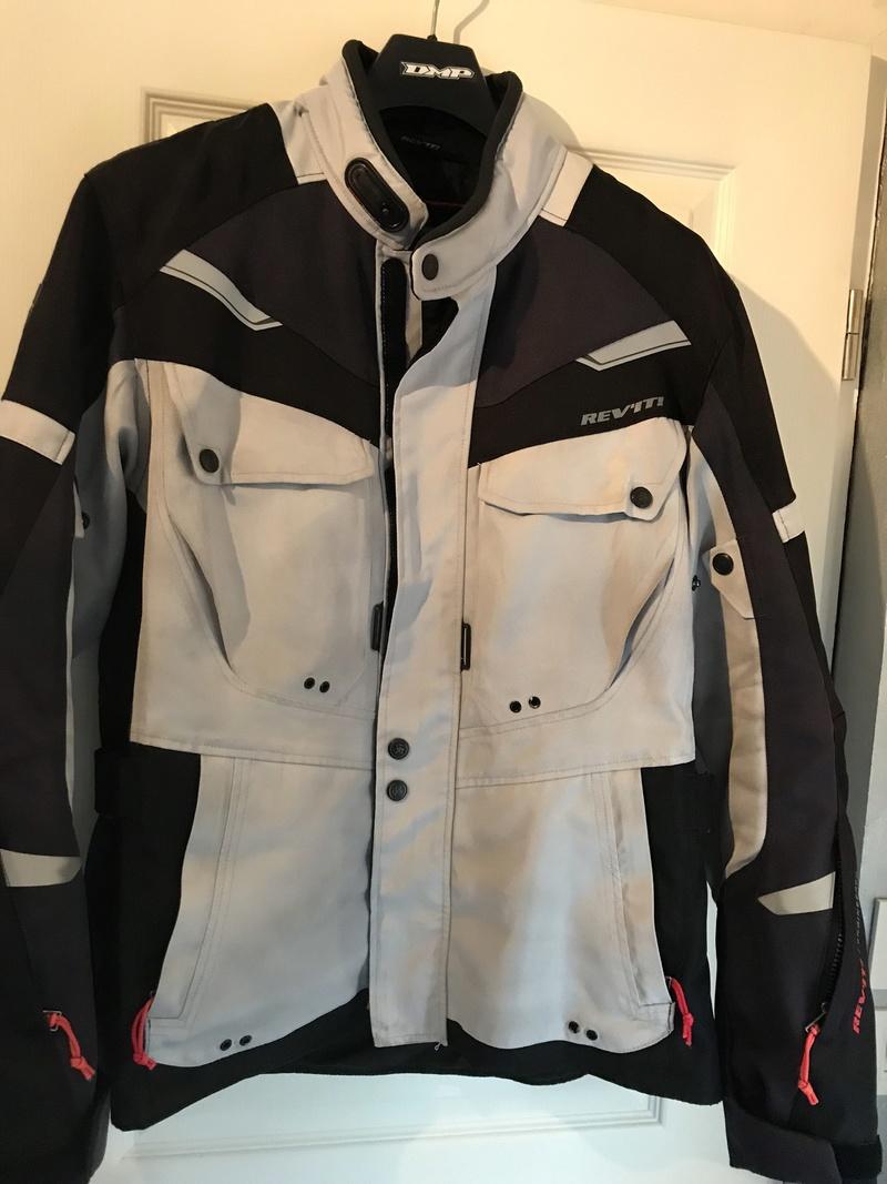 Vends veste moto Rev'it safari taille XL A5518710
