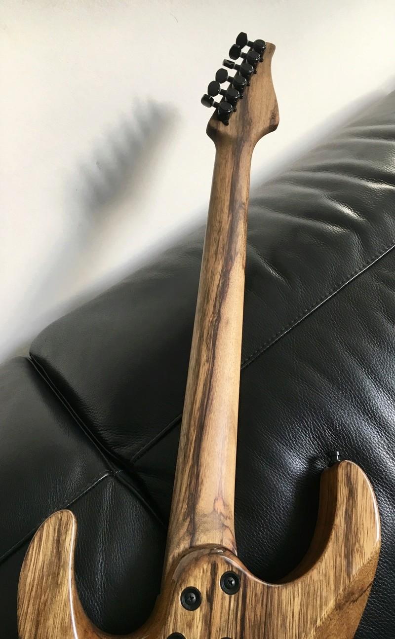 Suhr Modern Black Limba - Reverse E153c510