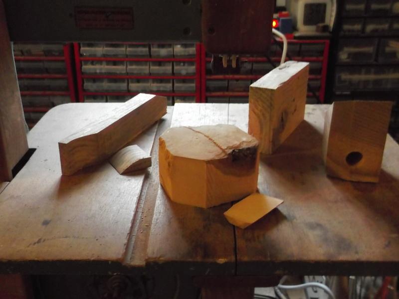 Scie à ruban Holzprofi HBS480.  Dscf2110