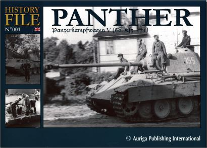 Panther Panzerkampfwagen V (Sd. Kfz. 171) Captu104