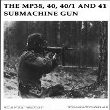 The MP38, 40, 40-1 and 41 Submachine Gun Captu154