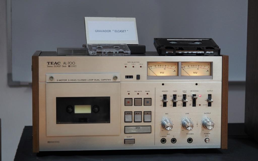 Exposição Audio vintage sala 12 P2031910