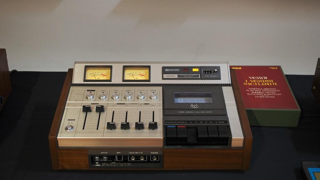 Exposição Audio vintage sala 12 P2031912